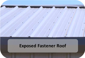 Exposed Fastener Roof - S-5!®-1
