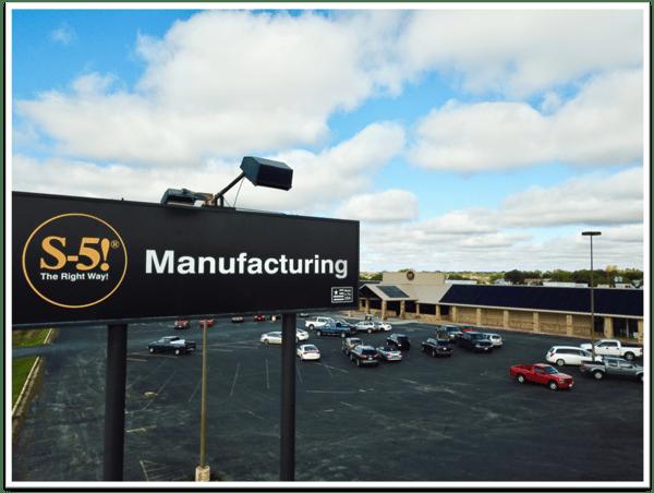 S-5! Manufacturing Plant Iowa Park Texas