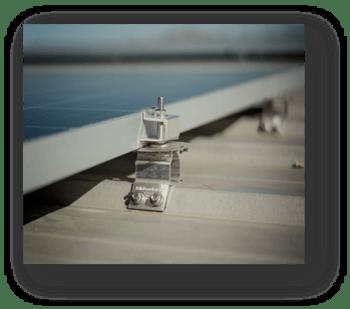 S-5! RibBracket IV McElroy Solar Panel Project