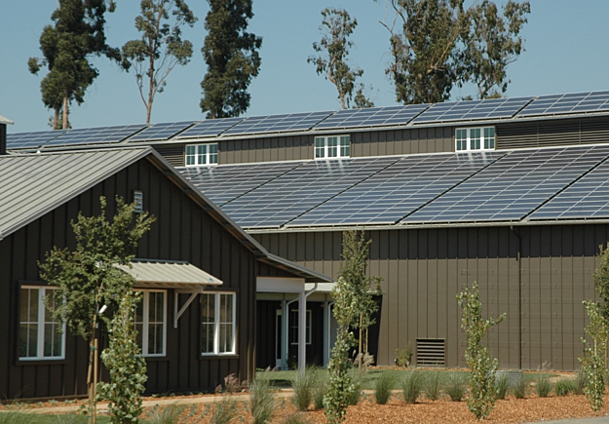 S-5!® - Solar panel installation on a metal roof - Merryvale