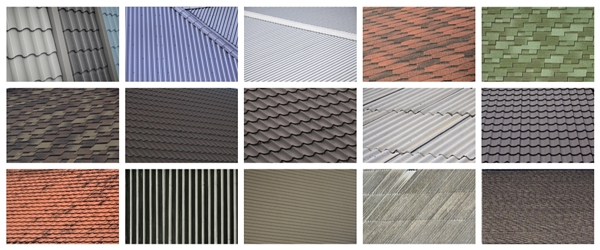 S-5!® - Types of metal roofing designs
