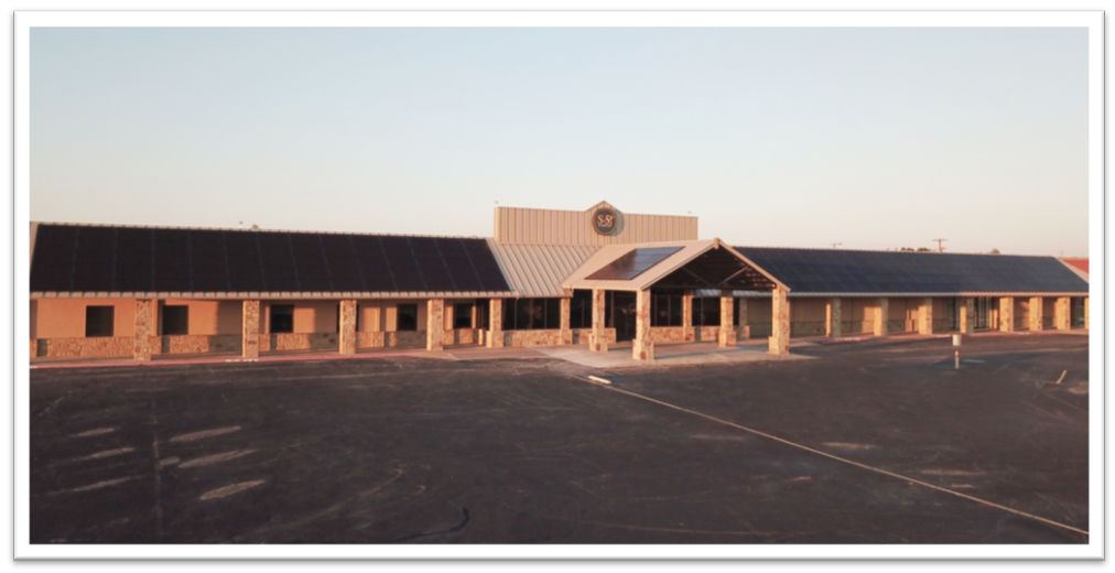 S-5!® Manufacturing Plant Exterior Front
