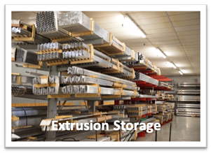 S-5!® Manufacturing Plant Extrusion Storage