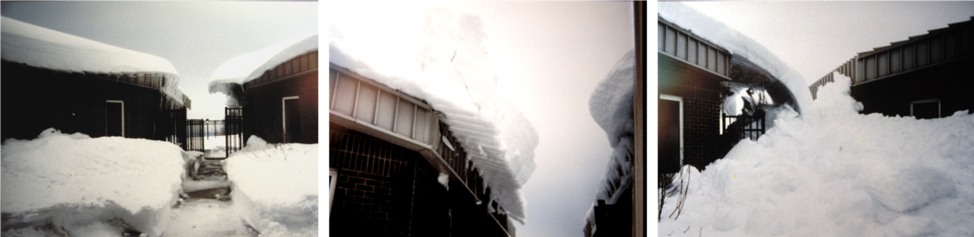 S-5!® Progression of a Rooftop Avalanche