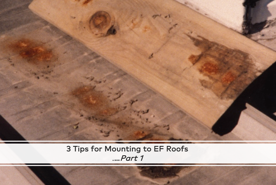 3 Tips for Mounting Anything to Your Exposed-Fastened Metal Roof