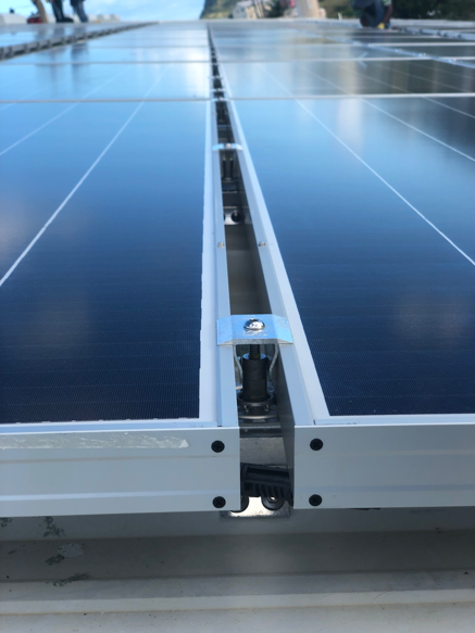 Rail-less (Direct-Attach) Solar Installation – Source - S-5!