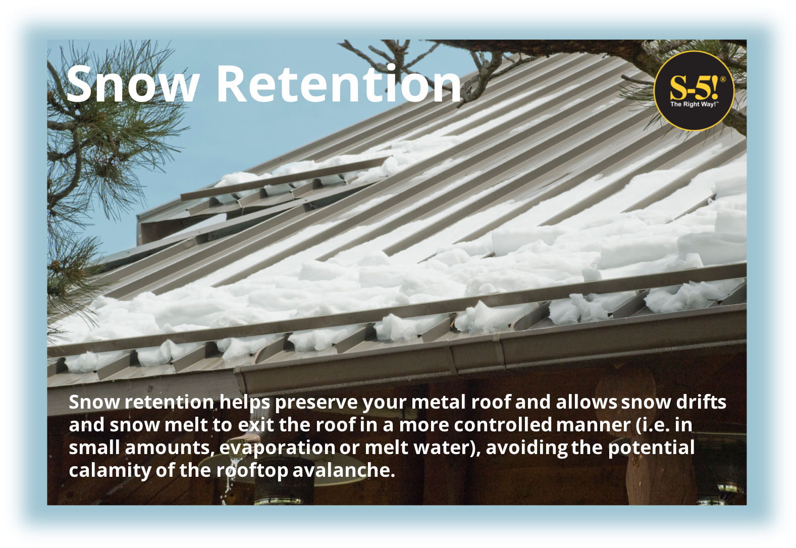 S 5 174 Metal Roof Experts Blog Snow Clips
